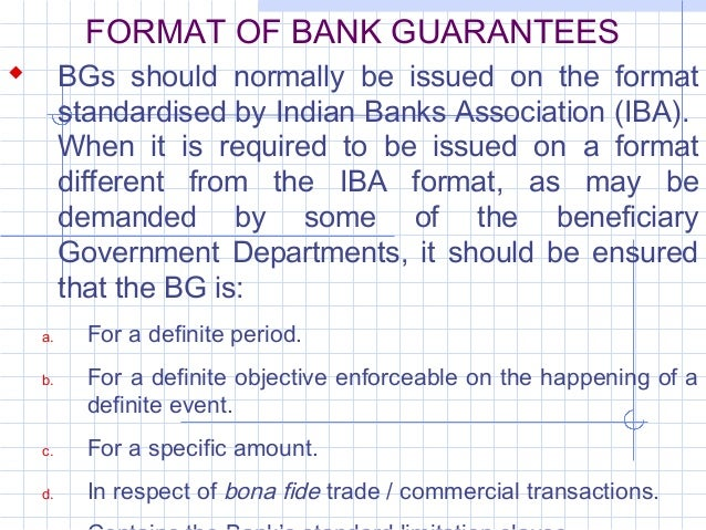 bank guarantee claim letter format