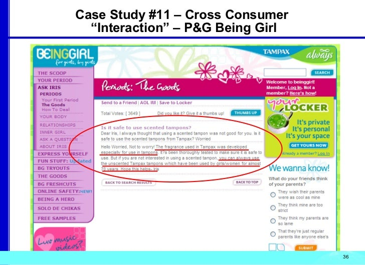 case study procter and gamble's business Est-in-class analytics innovation case studyinteresting article about p&g and business analytics from informationweek, feb 6, 2012 illustrates the way business analytics is becoming more central as decision making speeds up p&g's has 127,000 employees and 300 brands sold in 180 countries.