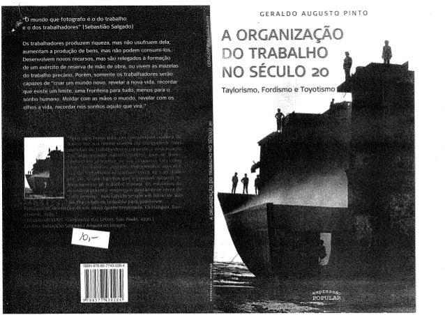 31138 a organizacao-do_trabalho_no_seculo_20