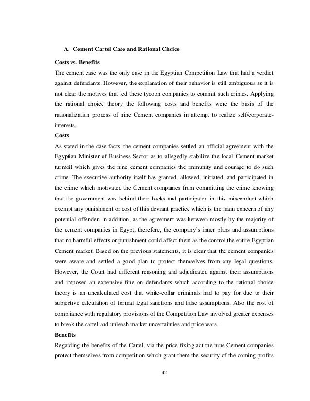Thesis on white collar crime microsoft word 2003 fax cover letter template