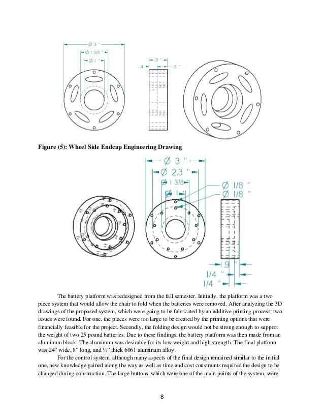 Wheelchair Modification Design Report