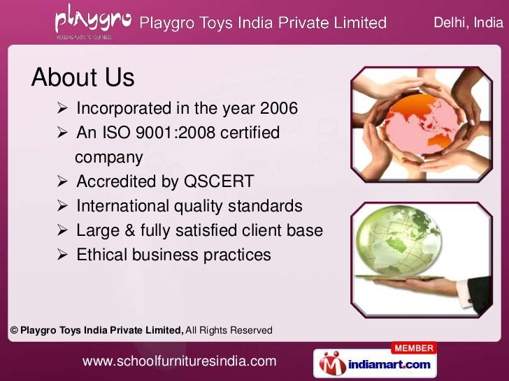 About Us<br /><ul><li>Incorporated in the year 2006