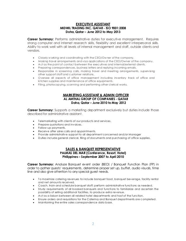 updated curriculum vitae of luvlyn ang que