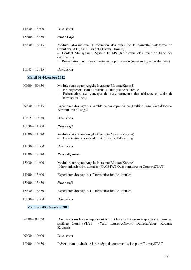 CountrySTAT Communication Strategy Lusaka, 12-16 November 2012