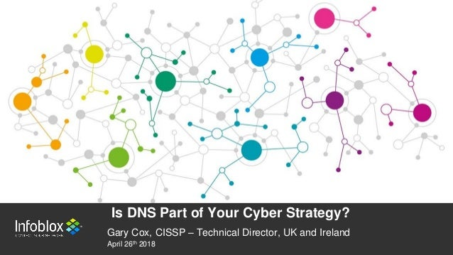 Is DNS a Part of Your Cyber Security Strategy?