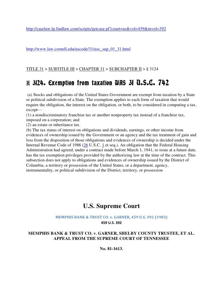 http://caselaw.lp.findlaw.com/scripts/getcase.pl?court=us&vol=459&invol=392http://www.law.cornell.edu/uscode/31/usc_sup_01...
