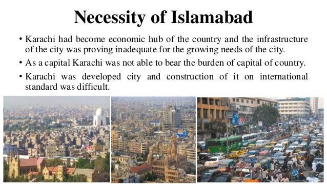 Islamabad town planning & development