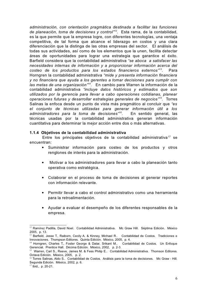 Contabilidad administrativa 8va Edici n David Noel Ram rez Padilla