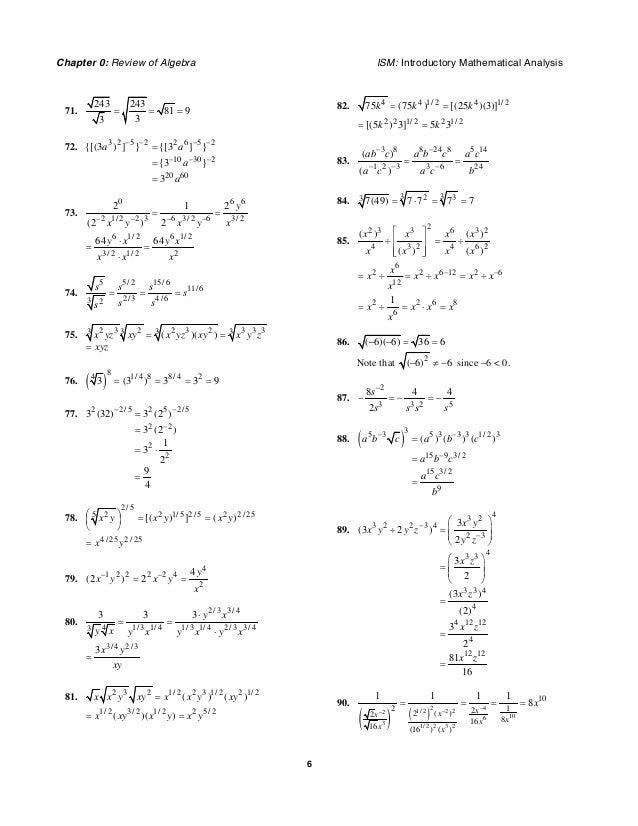 31350052 introductory mathematical analysis textbook solution manual rh slideshare net Financial Algebra Signs Financial Algebra Problems