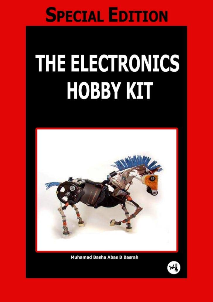 The Electronics Hobby Kit   0