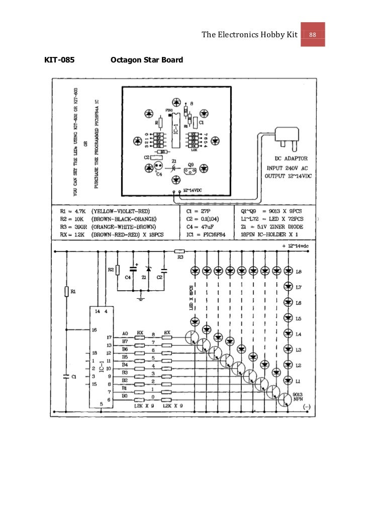 The Electronic Hobby Kit