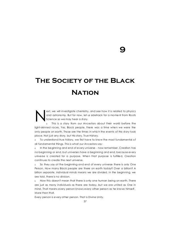 Black Roots Science Pdf