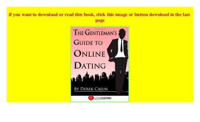 Derek Cajun online dating profiili