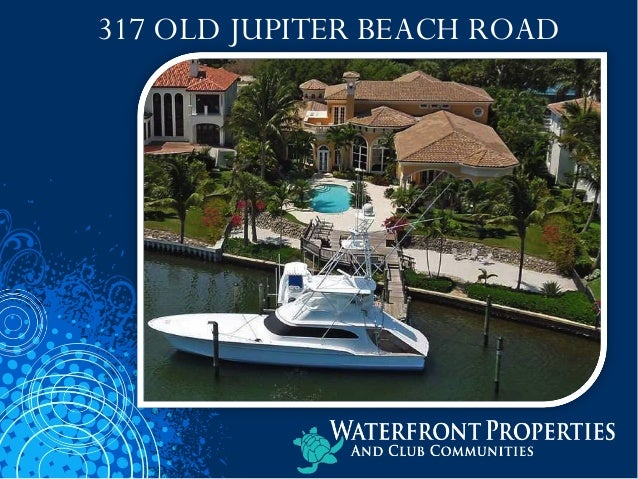 317 OLD JUPITER BEACH ROAD