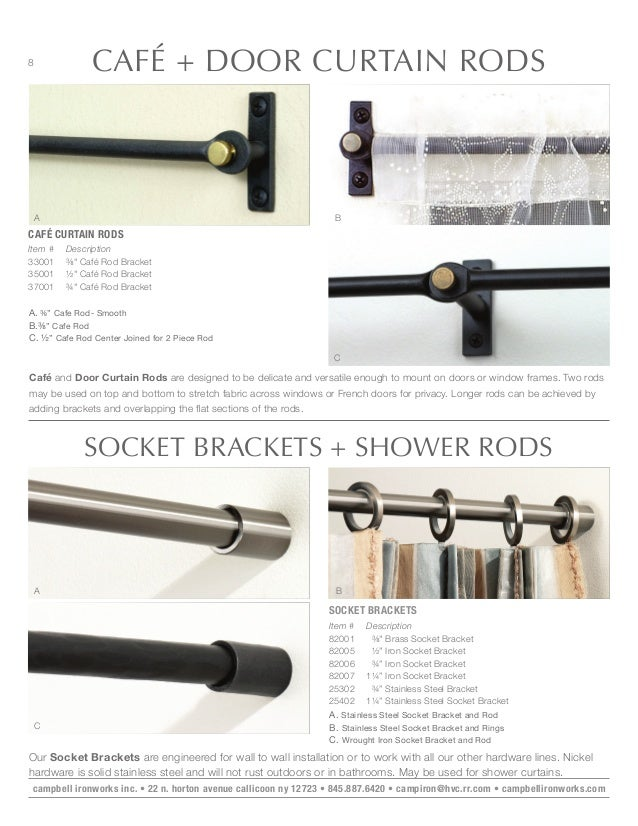 curtain hardware