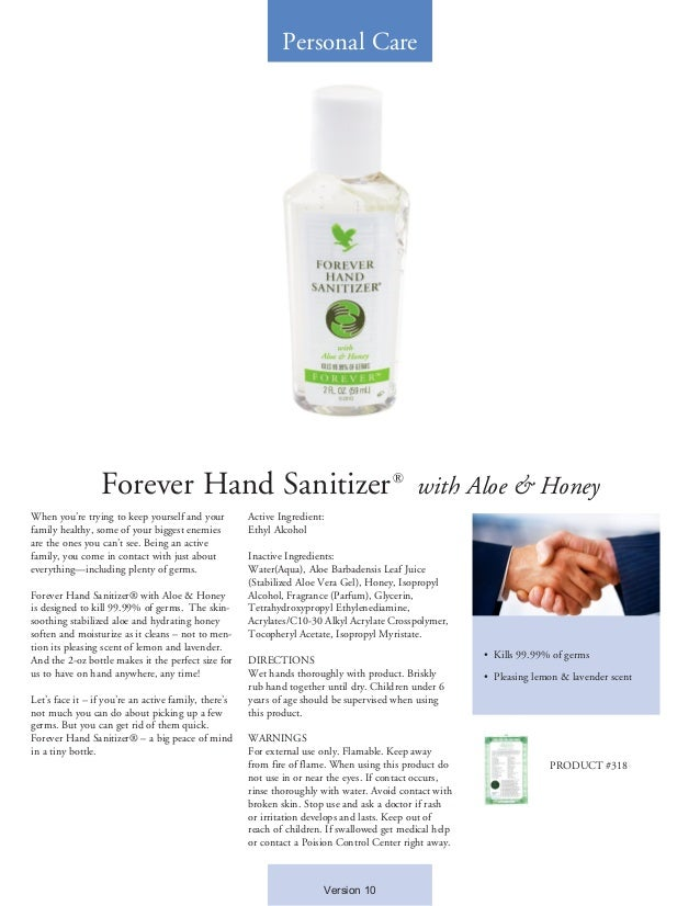 318 Hand Sanitizer Eng