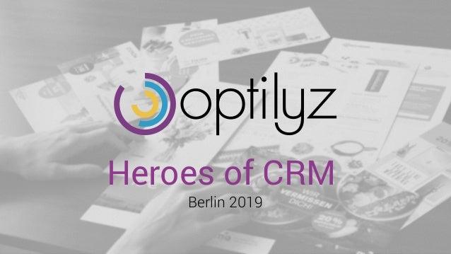 Heroes of CRM Berlin 2019