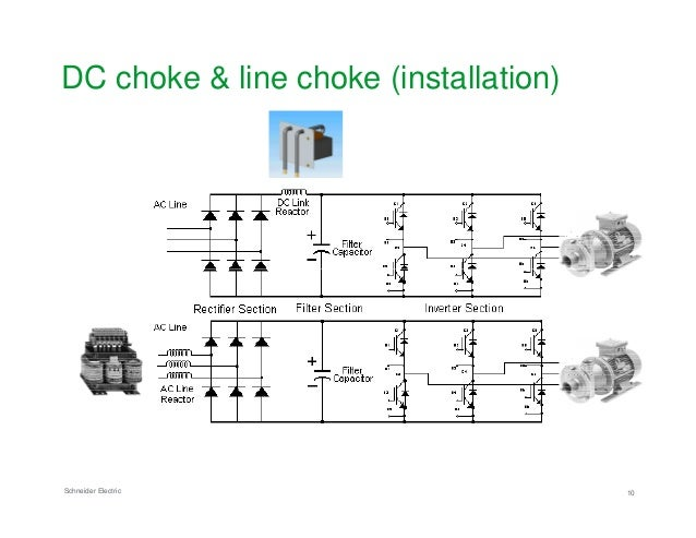 Maximise efficiency reliability maintain healthy electrical net dc choke line choke installation schneider electric 10 asfbconference2016 Choice Image