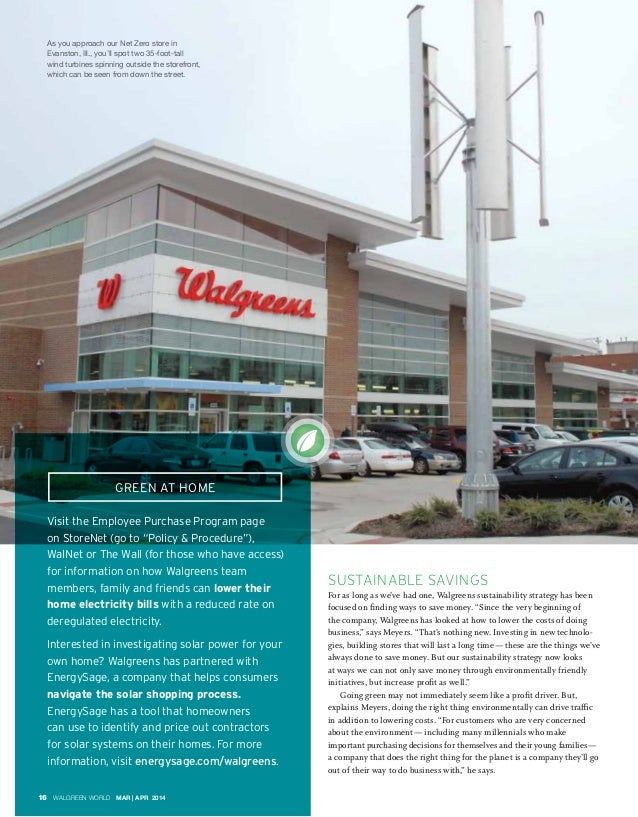 walgreens power initiative To speak with a representative regarding your account, contact us monday - friday between 6 am - 8 pm mountain time, and saturdays between 7 am - 3:30 pm mountain time.