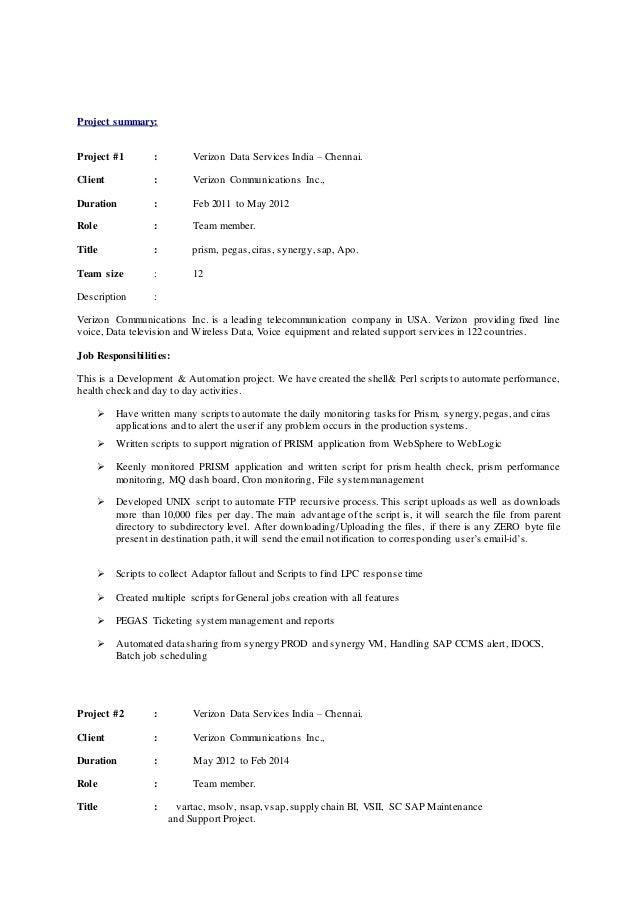 ramkumar python perl unix shell script developer