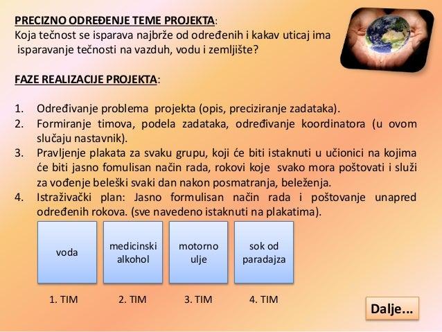 PROJEKTNA NASTAVA Slide 3