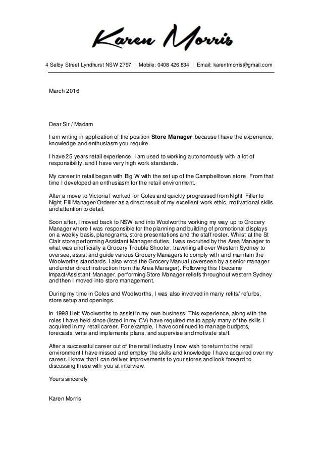 Filler Cover Letter Romes Danapardaz