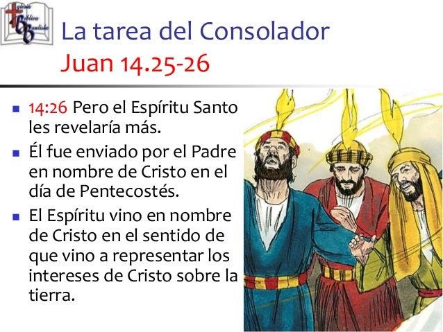 Resultado de imagen para Juan 14,25-26