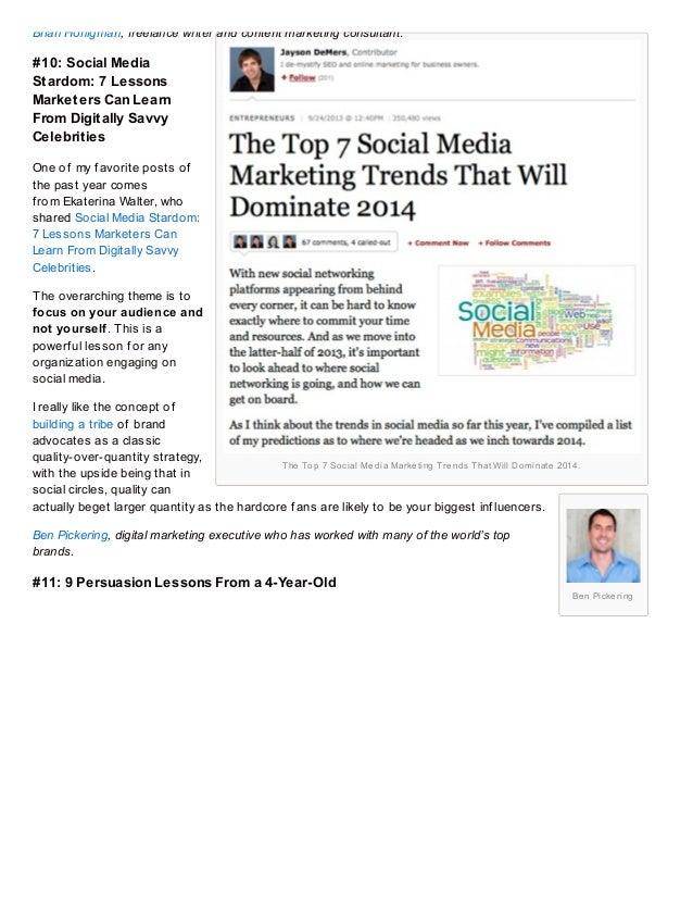 social media marketing articles pdf