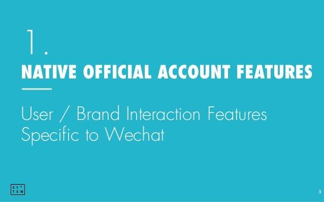 Wechat Bible for Brands v1 Slide 3