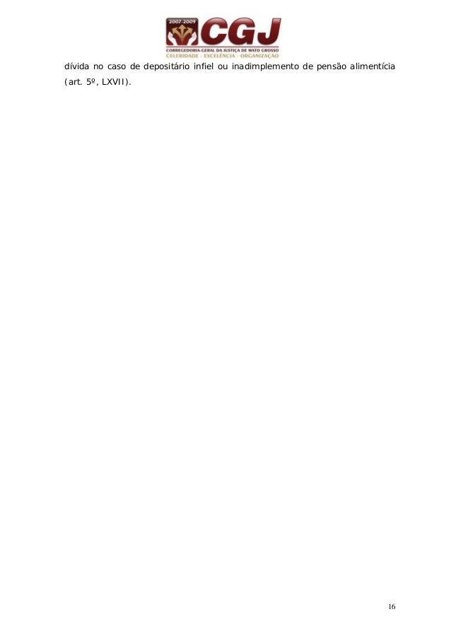 17 05 - ATENTADO (art. 880/881) 5 dias Petição inicial (art. 880) Contestação (art. 803, parágrafo único) Não há audiência...