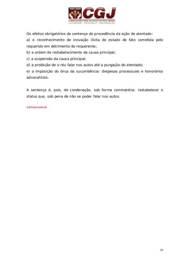 20 06 - BUSCA E APREENSÃO (arts. 839 a 843 do CPC) 5 dias Execução se não tiver sido concedida liminarmente Petição inicia...