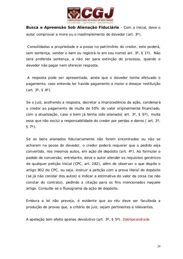 25 08 - CHAMAMAMENTO AO PROCESSO (art. 77/80) Pedido do réu no prazo da contestação (art. 78 do CPC) Suspensão do processo...
