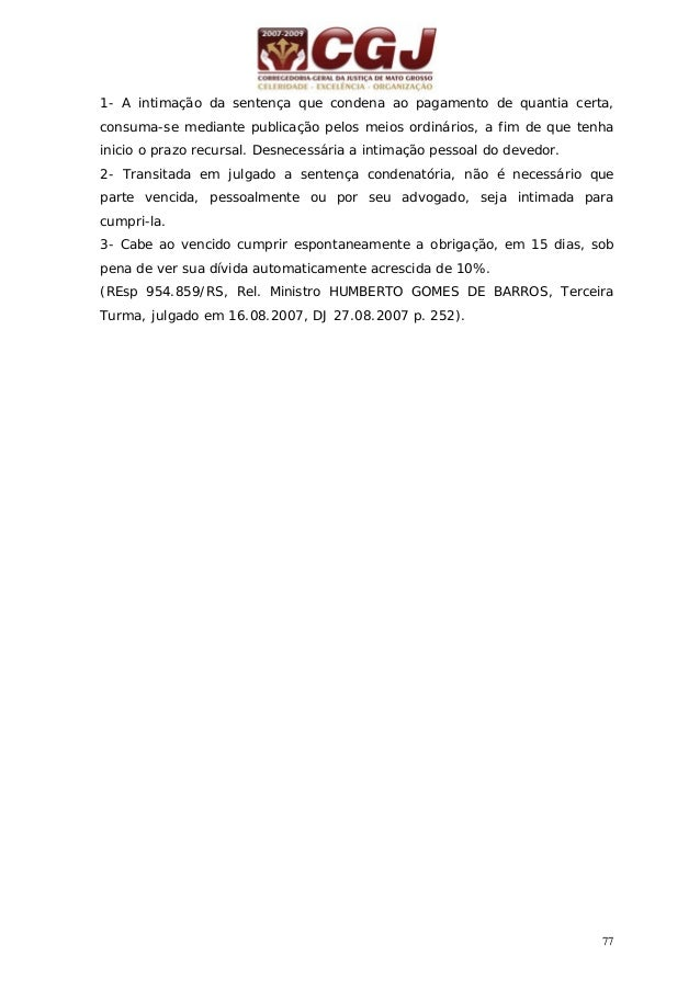 78 27 - EXIBIÇÃO (arts. 844 e 845 do CPC) 5 dias Petição inicial – requisitos: art. 356 do CPC Citação Revelia Exibição Co...