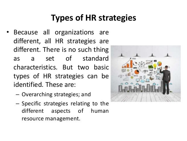 types of hr strategy Us office of personnel management office of merit systems oversight and effectiveness strategic human resources management: aligning with the mission.