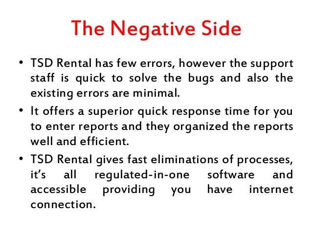 Tsd Car Rental Software Review By Turbozens Com