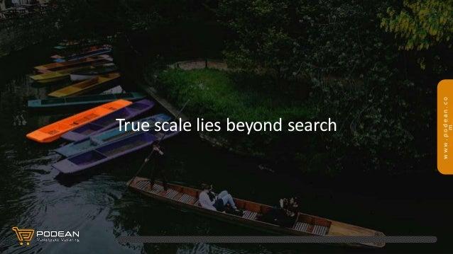 www.podean.co m True scale lies beyond search