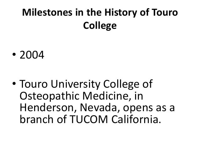 Touro College and University System