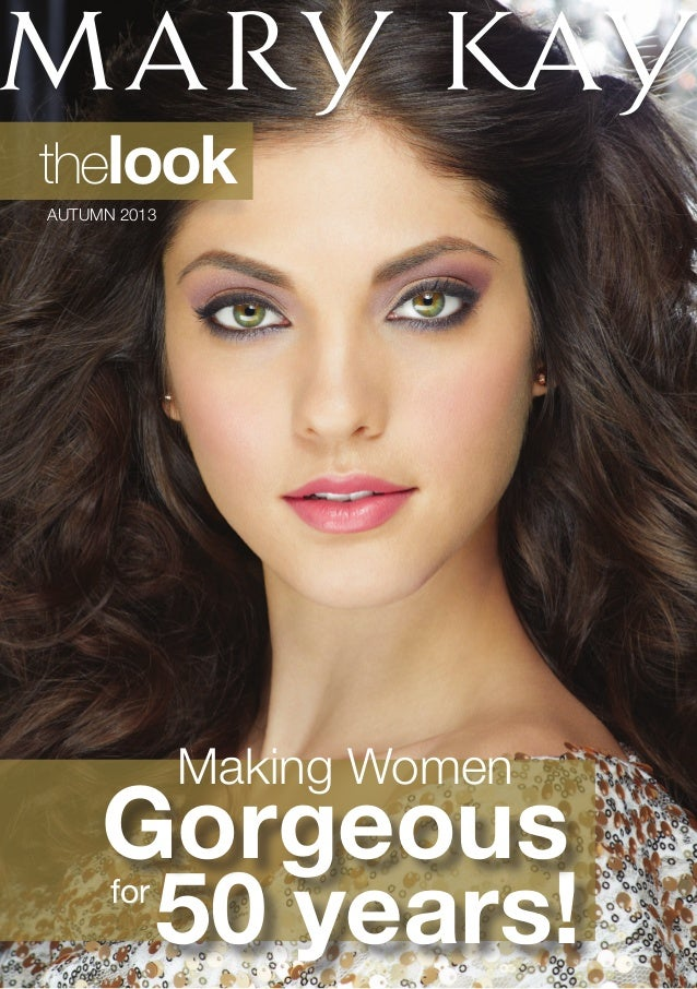 thelook AUTUMN 2013  Making Women  Gorgeous 50 years! for
