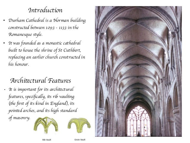 compare and contrast romanesque and gothic architectural sculpture Gothic architecture was a break from the romanesque style which  if you  compare the interior of rheims cathedral (1) with the great hall at.
