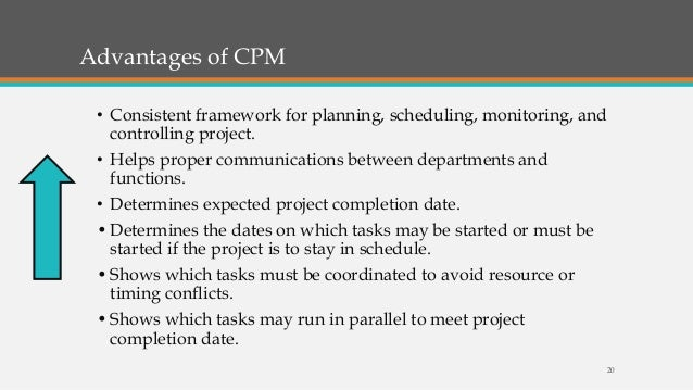 part a critical analysis of project Critical path with ms project  through critical path analysis (cpa), project managers are able to make  pm hut the project management hut is a collection of.