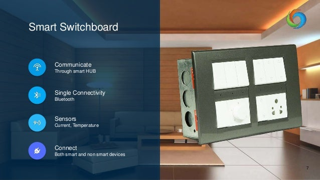 Smart Switchboard: An home automation system