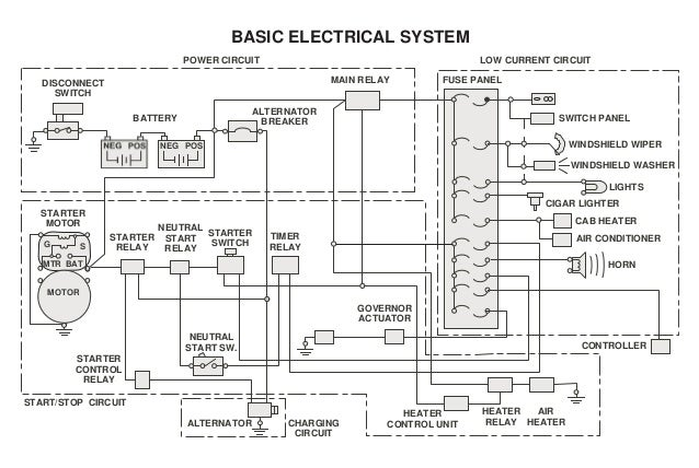 322 Electrical System Caterpillar (1) - Wiring Diagram