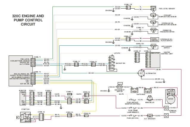 Awe Inspiring Wiring Diagram Cat 320L Basic Electronics Wiring Diagram Wiring Database Xlexigelartorg