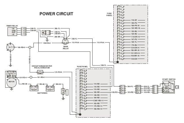 322 electrical system caterpillar 1 rh slideshare net