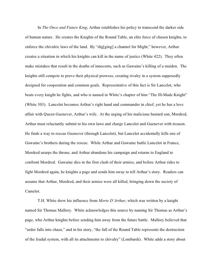 Narrative Essays Examples For High School  Synthesis Essays also Persuasive Essay Sample High School Essay Arthurs Dystopia Argument Essay Topics For High School