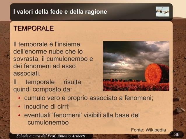 36Schede a cura del Prof. AribertiLa creazione nel CoranoQuando il tuo Signoredisse agli angeli:«Ecco, io sto percreare un...