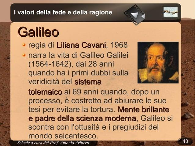 43Schede a cura del Prof. AribertiI valori della fede e della ragioneMI PARE SIMILE A UN DIOMI PARE SIMILE A UN DIOMi pare...