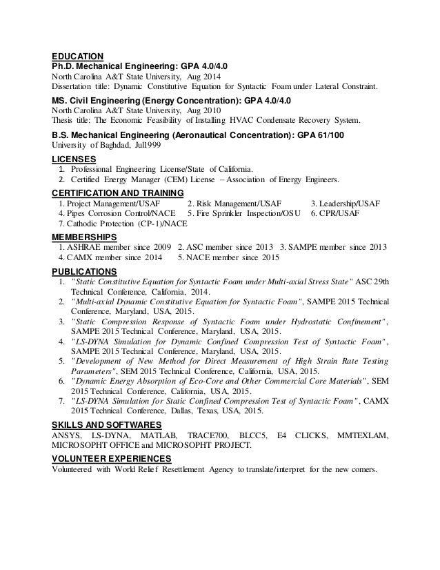 Resume-HVAC