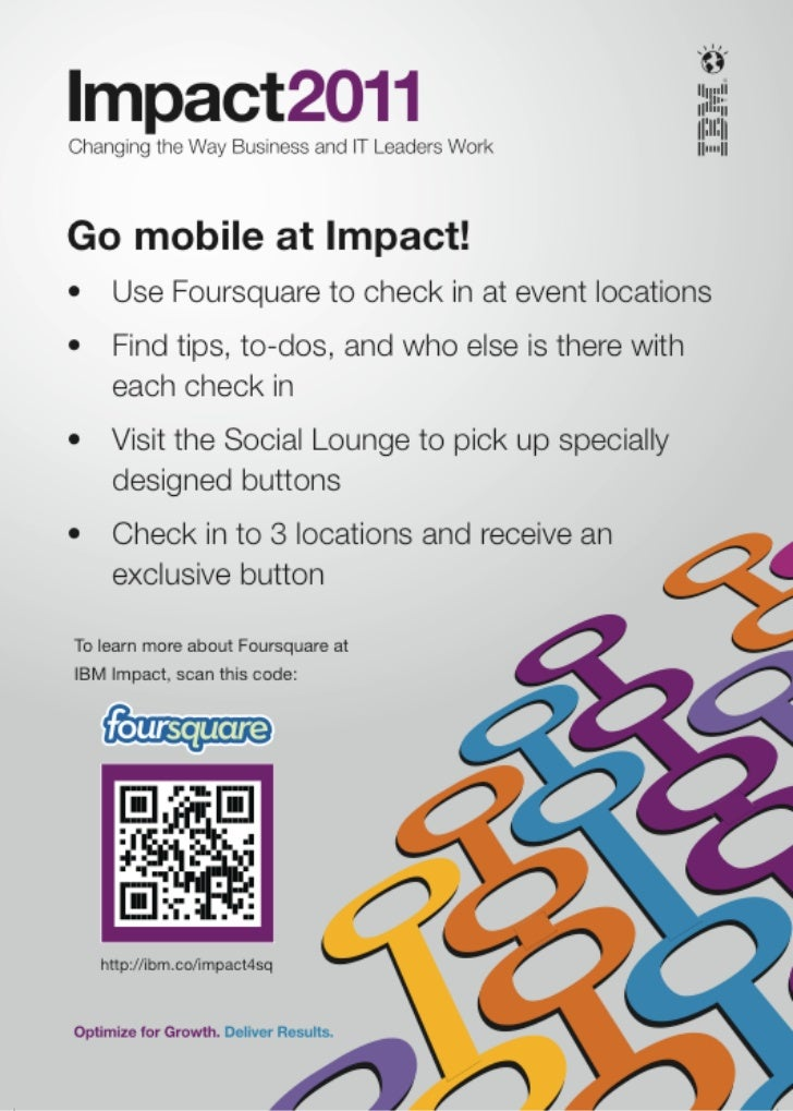 Go Mobile at Impact 2011