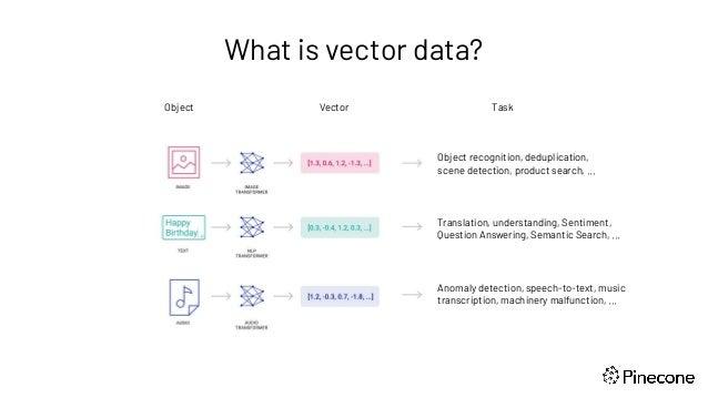 The Rise of Vector Data Slide 3